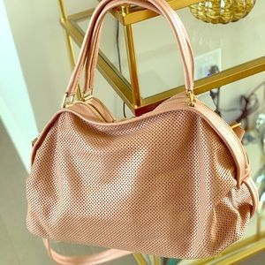 See by Chloe Leather Large Satchel